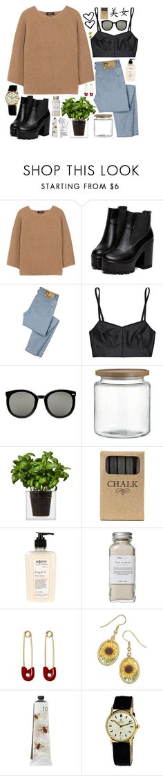 """""""Autumn"""" by sastronomical ❤ liked on Polyvore featuring A.P.C., D&G, Jean Yu, Karen Walker, Crate and Barrel, Boskke, Jayson Home, C.O. Bigelow, Très Pure and Kristin Cavallari"""
