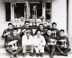 Hành trình khởi nghiệp Soichiro Honda | Blog kỹ năng Soichiro Honda, Racing, Blog, Motorcycles, Touch, Vintage, Running, Auto Racing, Blogging