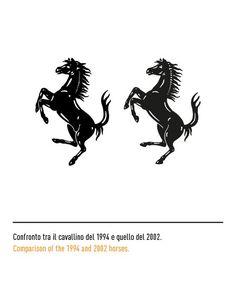 Marchio ferrari il cavallino rampante di enzo ferrari for Cavalli arredamento
