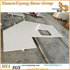 China Pure White Quartz Kitchen Countertops Manufacturers, Suppliers - Wholesale Price - Yeyang Stone Factory Quartz Kitchen Countertops, White Quartz, Pure White, China, Pure Products, Stone, Home Decor, Rock, Decoration Home