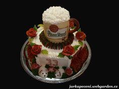 Dort se slaným půllitrem Salty Foods, Creative Food, Food And Drink, Menu, Cake, Desserts, Savoury Cake, Savory Tart, Pies