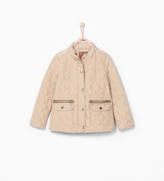 Quilted cardigan - View all - Coats - Girl (4 - 14 years) - KIDS | ZARA Turkey