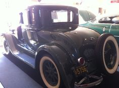 Forget the year, but it's a Packard