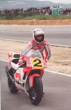 push bike …Wayne Rainey, Marlboro Roberts-Yamaha YZR500,...