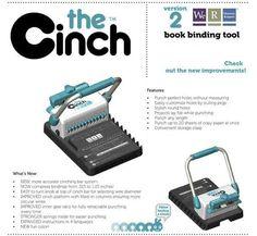wrmk cinch binding machine