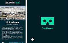 EL PAÍS VR  es el canal de contenidos en Realidad Virtual de El País . Con esta apuesta, El País trata de aprovechar este nuevo lenguaj... Fukushima, Vr, Virtual Reality, Apps, Augmented Reality, Journaling, Countries, Create, Trends