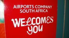 Airport in South Africa