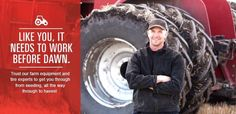 We have a wide variety of agricultural tires! Visit one of our 80+ locations today! http://www.IntegraTire.com