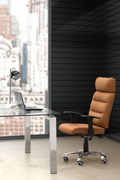 Roca Dining Table, Unity Office Chair