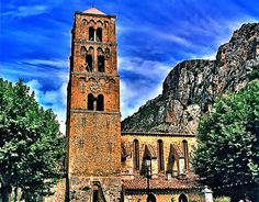 An old Postcard from Moustiers