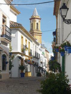 Estepona Streets