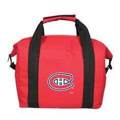 NHL Montreal Canadiens Soft Sided 12-Pack Cooler Bag -- Hurry! Check out this great product : Camping equipment