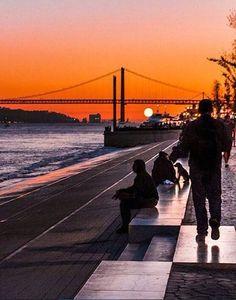 Sunset, Lisbon