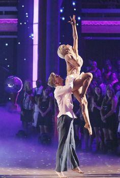 Kellie Pickler & Derek Hough, DANCING WITH THE STARS -