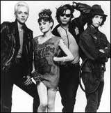 Billy Zoom(Guitarist), Xene Cervenka(Lead vocalist), John Doe(Guitarist/Vocalist), DJ Bonebrake(Drummer) - X - Formed in 1977 in Los Angeles. American Punk.