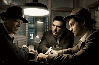 Film Noir : Vanity Fair 2007 | Bruce Willis, Ben Affleck, Tobey Maguire