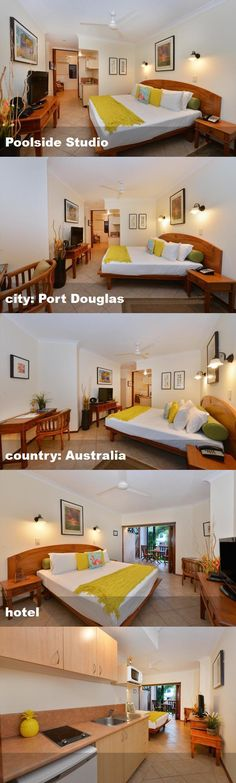 Poolside Studio, city: Port Douglas, country: Australia, hotel Australia Hotels, Studio City, Tour Guide, Country, Rural Area, Country Music, Travel Guide