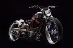 http://BobberInspiration.com   #Bobbers & #Custom #Motorcycles