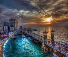 Alexandria Egypt breathtaking