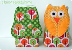 DIY More and More Lunch Sacks