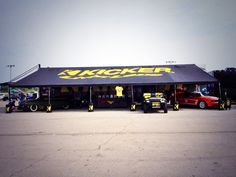 KICKER @ Mid-America Ford & Shelby Nationals 2013