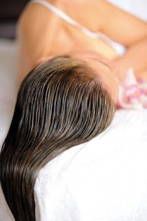 Spa at Home: Olive Oil Hair Treatment