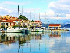 Σκέφτεστε να κάνετε μια εξόρμηση το σαββατοκύριακο και αγαπάτε τη θάλασσα; Αυτοί οι 4 προορισμοί κοντά στην Αθήνα θα σας μαγέψουν! Δείτε ακόμα:15+1 σημεία που αξίζει να ανακαλύψετε με ορμητήριο την Αράχωβα Αντίκυρα Η πίσω πλευρά του Παρνασσού αποτελεί µια αναπάντεχη έκπληξη. Με σήµα κατατεθέν το λιµανάκι µε τα αραγµένα ρυµουλκά, αλλά και τις ξακουστές… Salmon Pasta, Shrimp Avocado Salad, Tuna Avocado, Shellfish Recipes, Seafood Recipes, Honey Soy Marinade, Salmon Casserole, Seafood Stuffed Shells, Greece