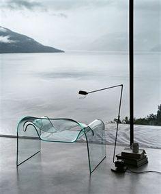 Perfect Studio Klass: Foulard Curved Shelving System For Fiam Italia | Interiors |  Pinterest | Design, Studios And Shelving