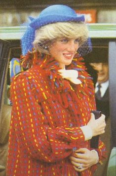 Princess Diana For some reason I loved this outfit - would never have worn it but it just seemed perfect on - but what didn't seem perfect on her.