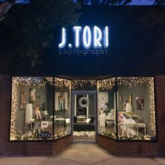Photography Studio Decorating for the Holidays!