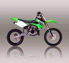 Kawasaki KX85 Source : google.com