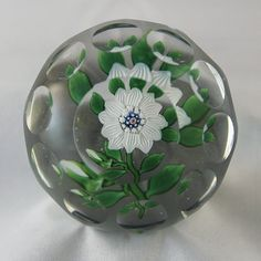Lot: Baccarat, Antique Paperweight, Lot Number: 0090, Starting Bid: $450, Auctioneer: S.B. and Company Auctioneers, Auction:  Elkin McCallum Baccarat Paperweight Auction, Date: June 23rd, 2013 EDT