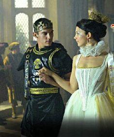 Anne Boleyn as played by Natalie Dormer