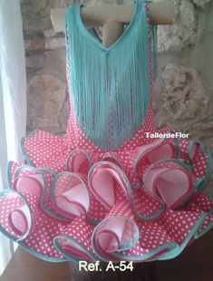 """blog sobre trajes de flamenca para bebés"" ""trajes de flamenca para niñas"" ""trajes de flamenco para bebés"" African Fashion Dresses, Girl Outfits, Irene, Womens Fashion, Baby, Clothes, Infant Costumes, Kids Fashion, Flower"