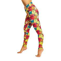 37f2d897d71cb 19 Best Tikiboo Fun printed yoga pants images | Printed yoga pants ...
