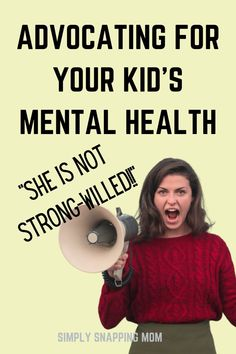Mom advice | I was told that my daughter was simply strong-willed and I was not disciplining enough. That was far from the truth. Educate yourself and advocate for your child. These are 5 common, yet serious conditions that can mimic strong-willed behavior in children. Strong Willed Child, Kids Mental Health, Parenting Articles, Mom Advice, Mom Humor, Behavior, Conditioner, Education, Learning