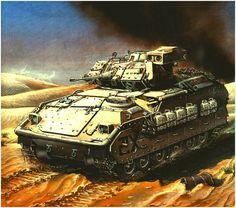 M2 Bradley in Iraq