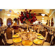 Crystal Ballroom at the Rice Hotel