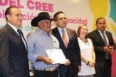 Además, el gobernador de Michoacán inauguró el primer Congreso Internacional de Rehabilitación y Discapacidad; contar con un gobierno humanista e incluyente, mi propósito, señaló – Morelia, Michoacán, 02 de mayo ...