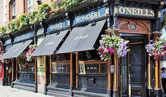 O'Neills Pub And Townhouse B&B Rooms from - Dublin City, Dublin bed and breakfast accommodation Dublin Ireland, Ireland Travel, Dublin City, B & B, Bed And Breakfast, Townhouse, Places, Outdoor Decor, Terraced House