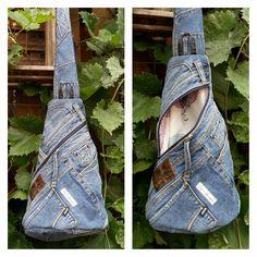 Diy Jeans, Levis Jeans, Repair Jeans, Denim Ideas, Recycled Denim, Bag Patterns To Sew, Denim Bag, Denim Fashion, Purses And Bags