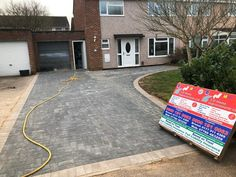 Here are some before, during and after pictures of a block paving driveway project, carried out by SD Home Improvements in Yate, Bristol. As always, we started with digging out and removing the existing concrete driveway. Then we laid our foundation of an 804 stone sub-base together with a weed protecting hardcore membrane. We used […]
