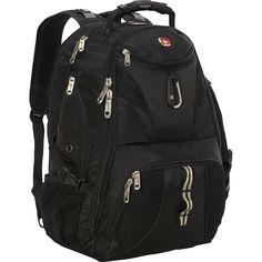 SwissGear Travel Gear SwissGear ScanSmart 1900 Backpack 19