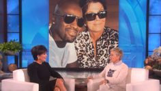 Kris Jenner Talks About Possibility of Marrying Corey Gamble on 'Ellen'