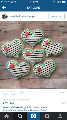When your heart's in prison.  These are so cute.