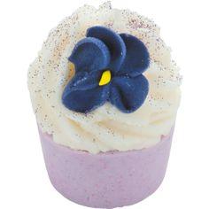 Violet Bath Mallow Sensual fragancia que incorpora la Granada, Lotus y Orquidea Negra. Con aceites esenciales de lavanda y de Ylang Ylang.
