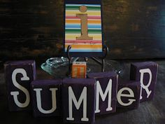"The Creative Homemaker: ABC Summer ""I"" Day"