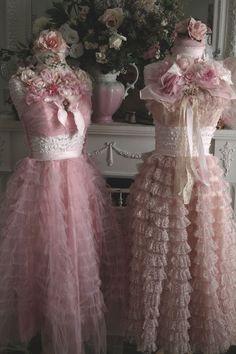 pink rufles!!!!