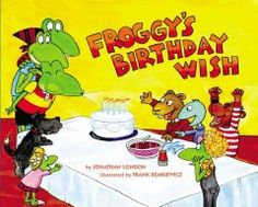 August 19, 2015. It's Froggy's birthday, but no one has remembered. His parents don't seem to realize it's his special day, and none of his friends are at home to wish him a happy birthday. Will Froggy celebrate his birthday all alone? Has everyone really forgotten?