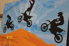 Dirt Bike Themed Birthday Party with Lots of Awesome Ideas via Kara's Party Ideas   Kara'sPartyIdeas.com #Motorcross #DirtBike #Party #Ideas #Supplies (20)